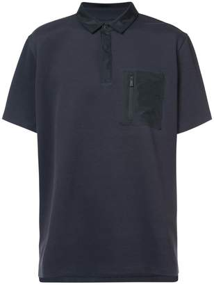 Aztech Mountain Maroon Creek polo shirt