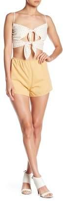 EMORY PARK Elastic Waistband Shorts