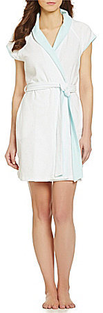 "Betsey Johnson Blue by Betsey Johnson Baby Terry ""Wifey"" Robe"