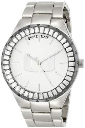 "Game Time Women's COL-WIN-MIA""Winner"" Watch - Miami"