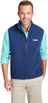 Vineyard Vines Sweater Fleece Shep Shirt Vest