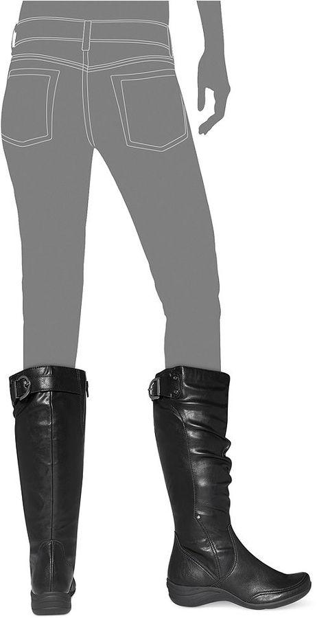 Hush Puppies Women's Alternative Wide Calf Boots