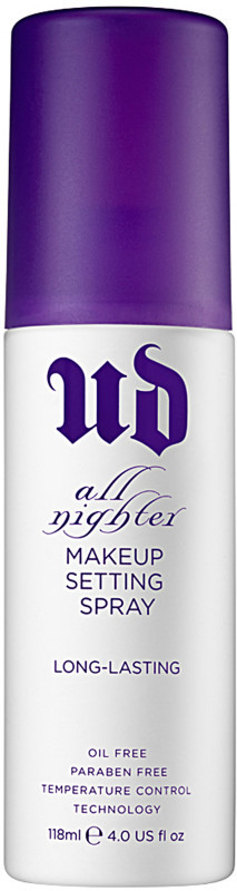 Urban Decay All Nighter Makeup Setting Spray