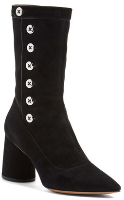 Women's Marc Jacobs 'Kay' Pointy Toe Boot $550 thestylecure.com