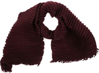 Destin Surl Destin Srl Pleated Scarf