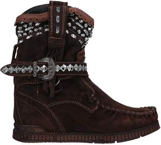 EL VAQUERO Ankle boots