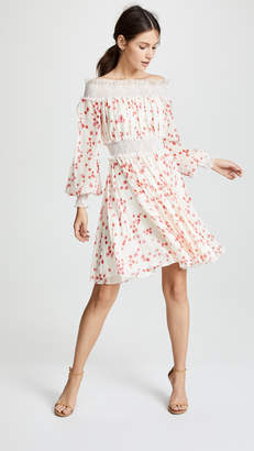 Giambattista Valli Floral Dress