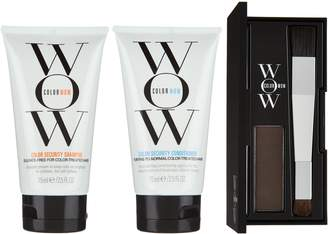 Color Wow Color WOW Root Cover Up with Travel Shampoo & Conditioner