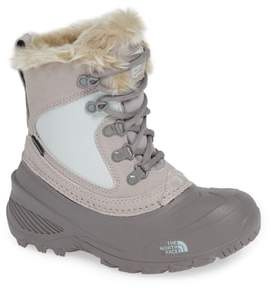 The North Face Shellista Extreme Waterproof Insulated Faux Fur Trim Boot