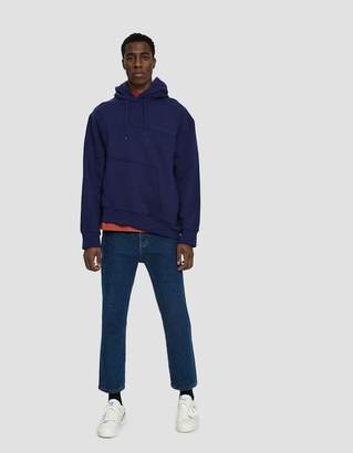 Martine Rose Twisted Pullover Hoodie