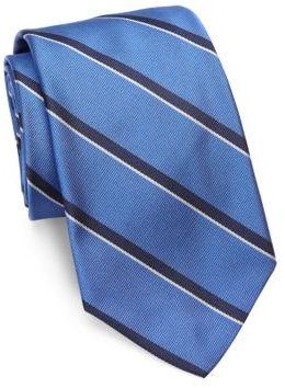 Polo Ralph LaurenPolo Ralph Lauren Striped Silk Tie