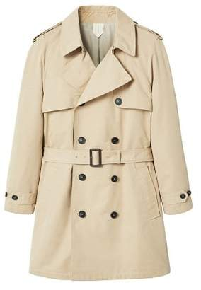 Mango man MANGO MAN Classic cotton trench coat