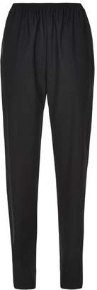 eskandar Slim-Fit Trousers