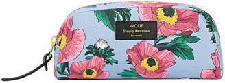 Wouf - Flowers Cosmetic Bag - Small