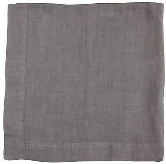 Hudson HG Linen Napkin - Asphalt GRACE
