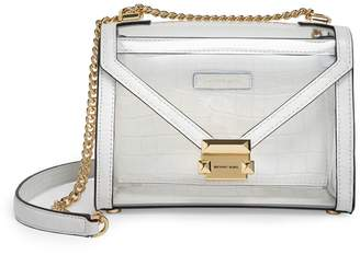 MICHAEL Michael Kors Large PVC Whitney Shoulder Bag