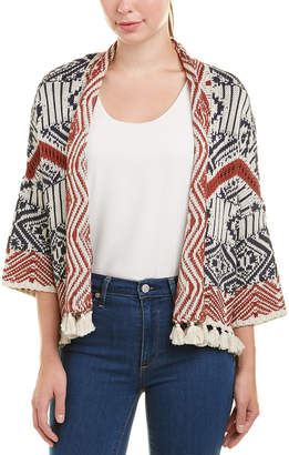Autumn Cashmere Cotton By Tribal Cardigan