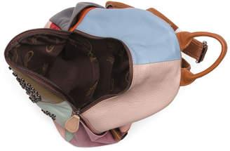 Joreah Leather Backpack