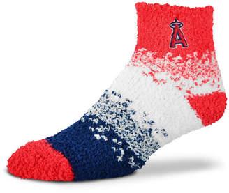 For Bare Feet Los Angeles Angels Marquee Sleep Soft Socks