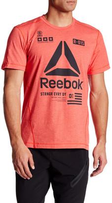 Reebok Speedwick Delta Tee $32 thestylecure.com