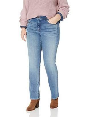NYDJ Women's Plus Size Barbara Bootcut Jean
