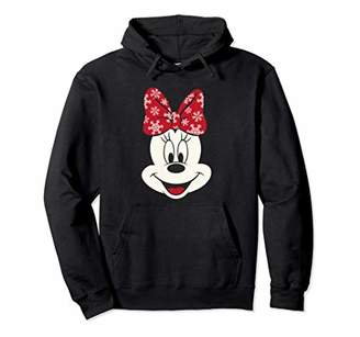 Disney Big Ears Minnie Mouse Pullover Hoodie
