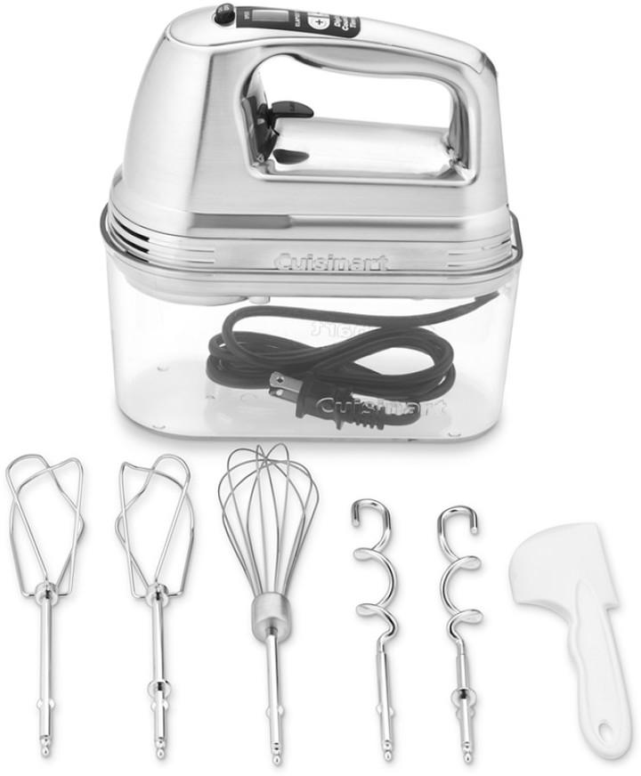 Cuisinart Hand Mixer with Storage Case