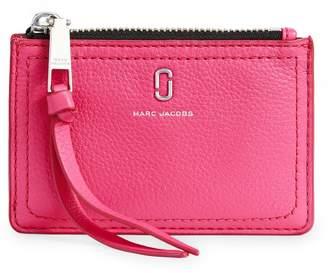 Marc Jacobs Begonia Zip Wallet