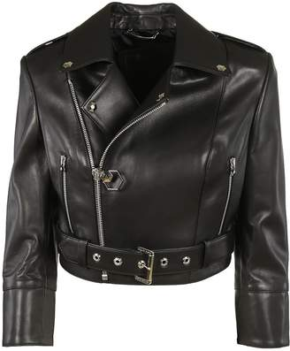 Philipp Plein Carolyn Flynn Biker Jacket