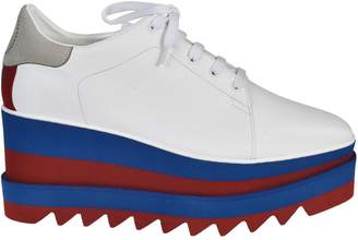 Stella McCartney Sneak Elyse Platform Sneakers