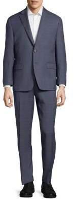 Lauren Ralph Lauren UltraFlex Slim-Fit Plaid Wool Suit