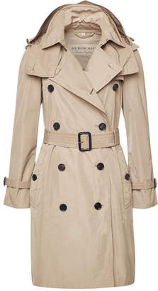 Burberry Amberford Short Trench Coat