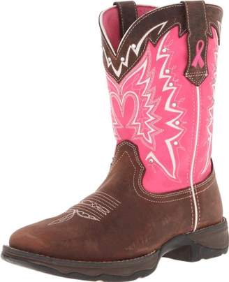 Durango Lady Rebel 10 Inch Pull-on RD3557 Western Boot