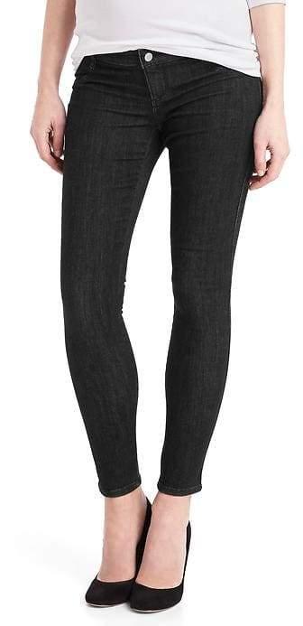 GapHIGH STRETCH 1969 inset panel easy legging jeans