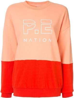 P.E Nation money shot sweatshirt