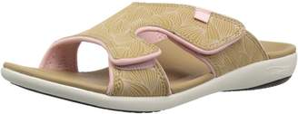 Spenco Women's Kholo Wave Slide Sandal