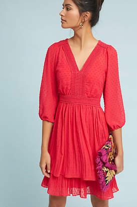 Meadow Rue Minetta Tiered Dress