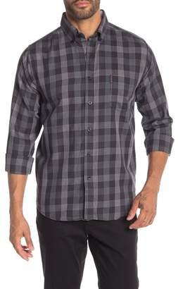 Ben Sherman Plaid Print Shirt