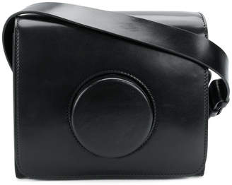 Lemaire geometric shoulder bag