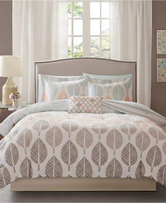 Madison Park Essentials Central Park 9-Pc. Full Comforter Set Bedding