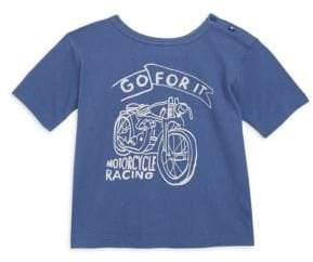 Bonpoint Baby's Motorcycle T-Shirt