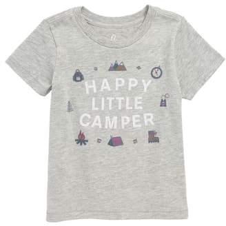 Camper Peek Essentials Peek Happy Graphic T-Shirt