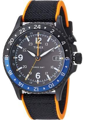 Timex Allied Three GMT Watches