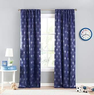 Blue Bedroom Curtains - ShopStyle UK