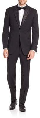 Armani Collezioni Basic Notch Lapel Tuxedo