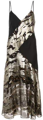 Prabal Gurung printed cami dress