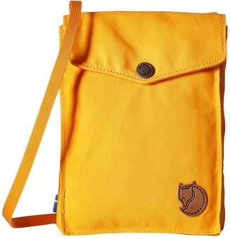 Fjallraven Pocket Backpack Bags