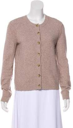 Inhabit Long Sleeve Button-Up Cardigan