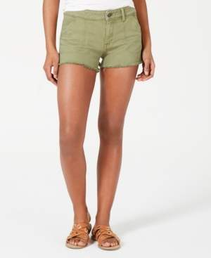 M1858 Cary Frayed Utility Shorts, Created for Macy's