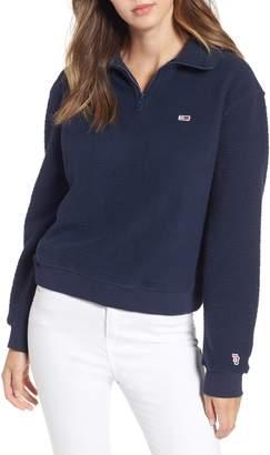 Tommy Jeans TJW Classics Polar Fleece Sweatshirt